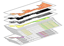 Zanshin Environmental Services GIS Layers